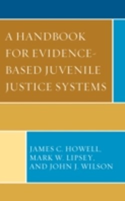 (ebook) Handbook for Evidence-Based Juvenile Justice Systems