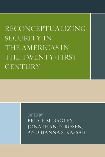 (ebook) Reconceptualizing Security in the Americas in the Twenty-First Century