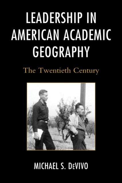 (ebook) Leadership in American Academic Geography