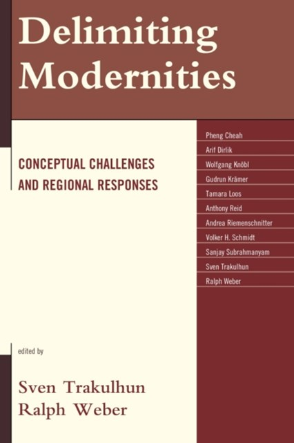 (ebook) Delimiting Modernities
