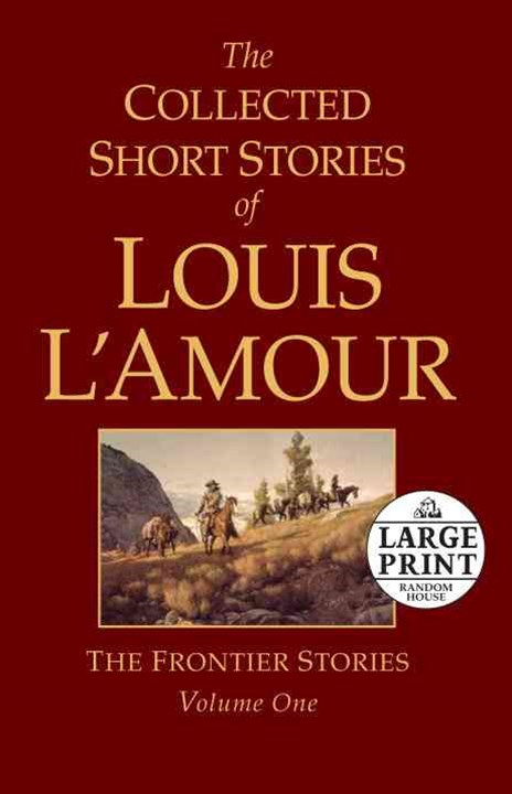 Large Print: The Collected Short Stories Of Louis L'amour, V