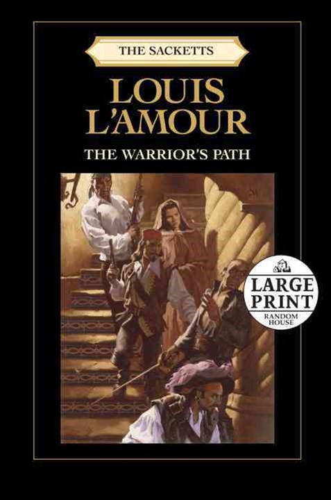 Large Print: The Warrior's Path