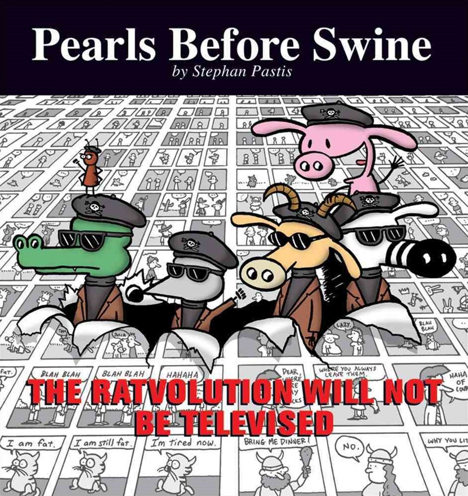 The Ratvolution Will Not Be Televised