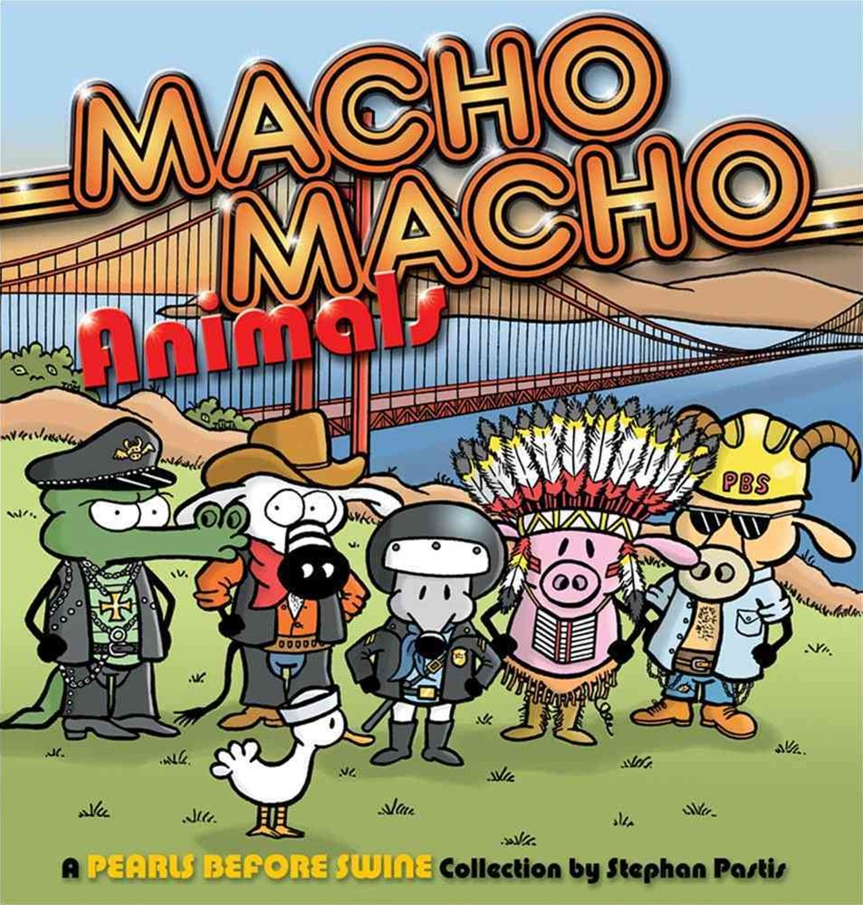Macho Macho Animals