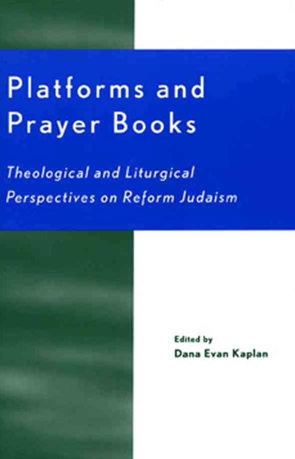 Platforms and Prayer Books