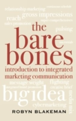(ebook) Bare Bones Introduction to Integrated Marketing Communication