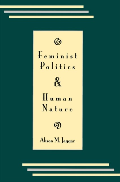 (ebook) Feminist Politics and Human Nature (Philosophy and Society)
