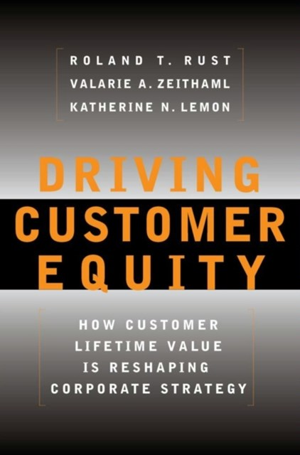 Driving Customer Equity