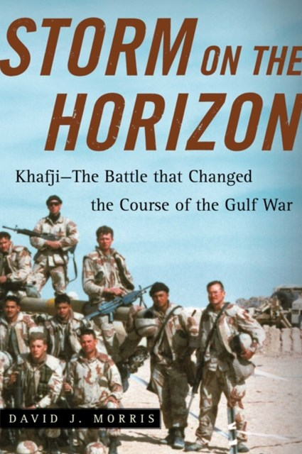 (ebook) Storm on the Horizon