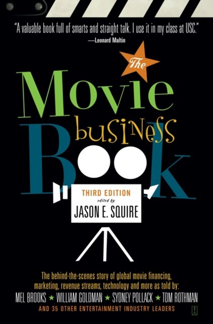 (ebook) The Movie Business Book, Third Edition