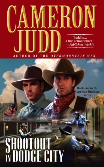 (ebook) Shootout in Dodge City