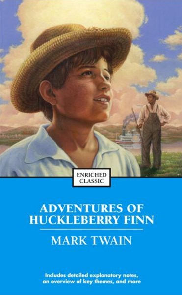 The Adventures of Huckleberry Finn: Enriched Classic