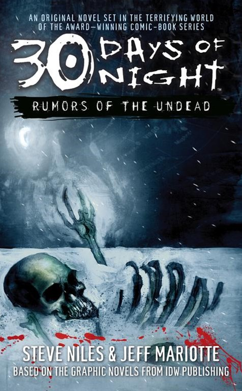 30 Days of Night Book One: Rumors of the Undead