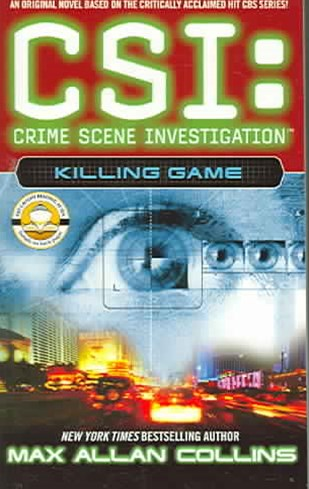 Killing Game: CSI: Crime Scene Investigation