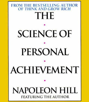 The Science of Personal Achievement: 6 CDs 7 hrs