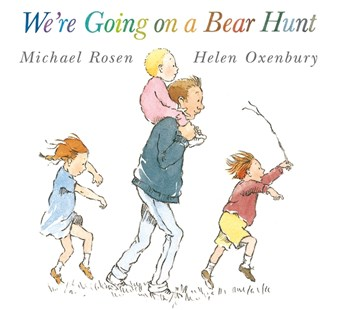 We're Going On A Bear Hunt by Michael Rosen, Helen Oxenbury (9780744523232) - PaperBack - Children's Fiction