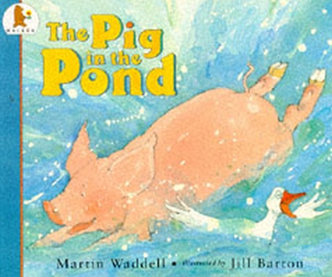 Pig In The Pond Big Book