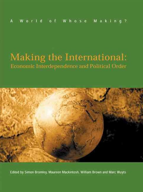 Making the International