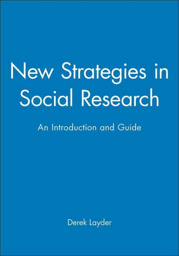 New Strategies in Social Research