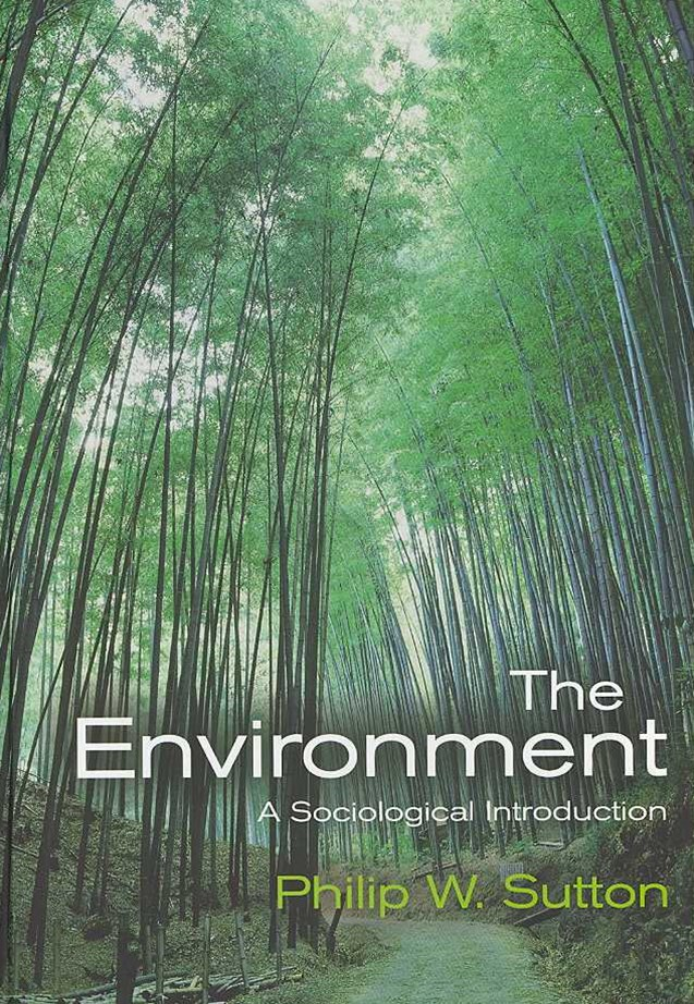 Environment - a Sociological Introduction
