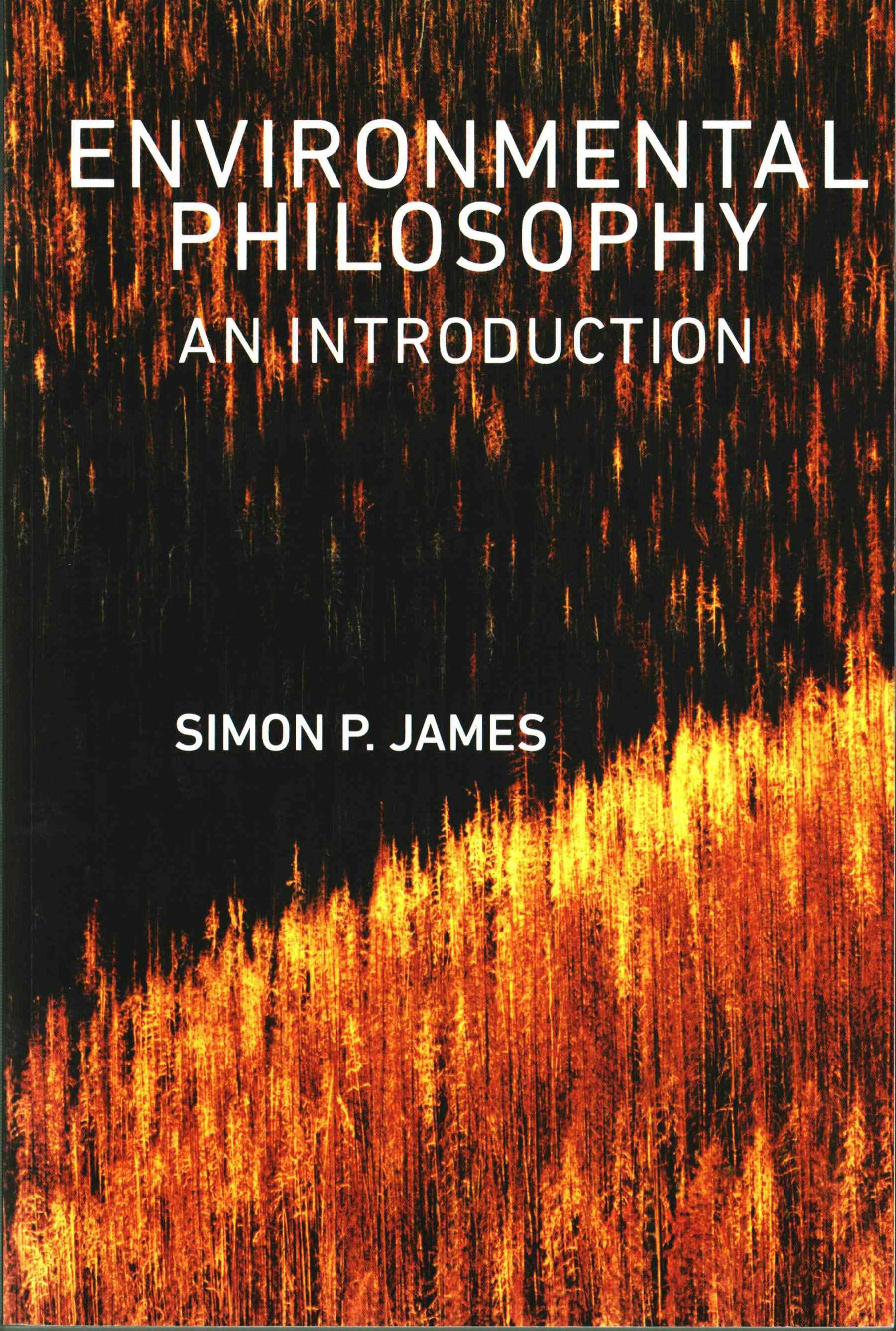 Environmental Philosophy - an Introduction