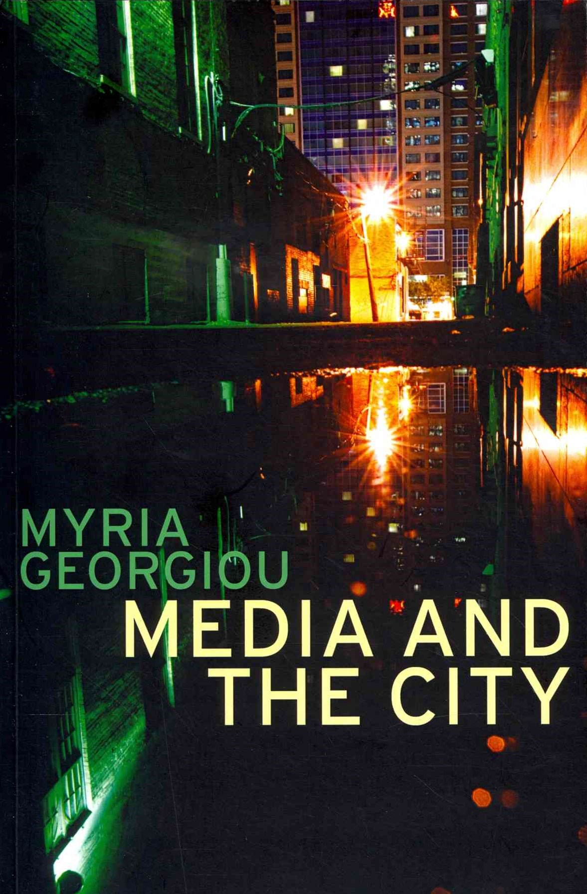 Media and the City - Cosmopolitanism and          Difference