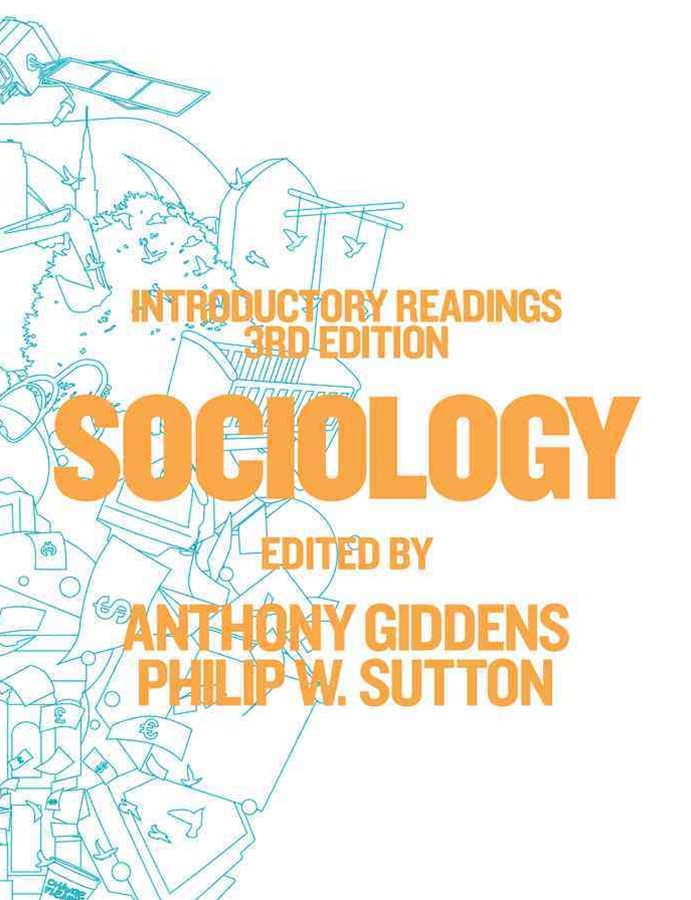 Sociology - Introductory Readings
