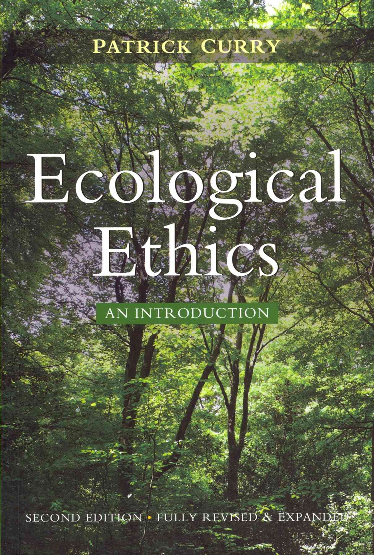 Ecological Ethics - an Introduction 2E