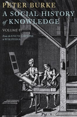 (ebook) A Social History of Knowledge II