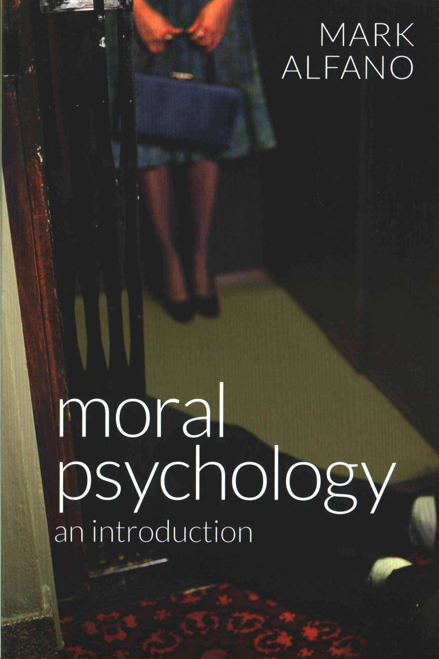 Moral Psychology - an Introduction