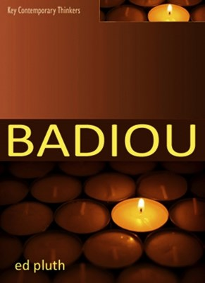 (ebook) Badiou