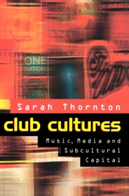 (ebook) Club Cultures