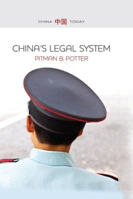 (ebook) China's Legal System
