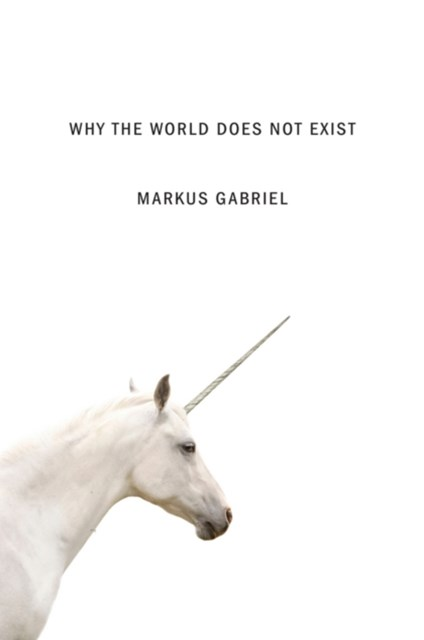 (ebook) Why the World Does Not Exist