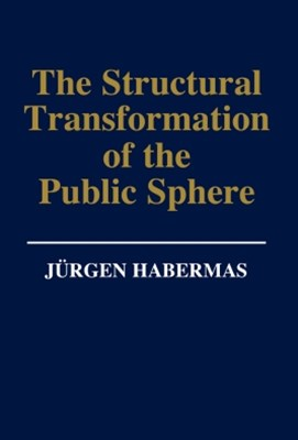 (ebook) The Structural Transformation of the Public Sphere