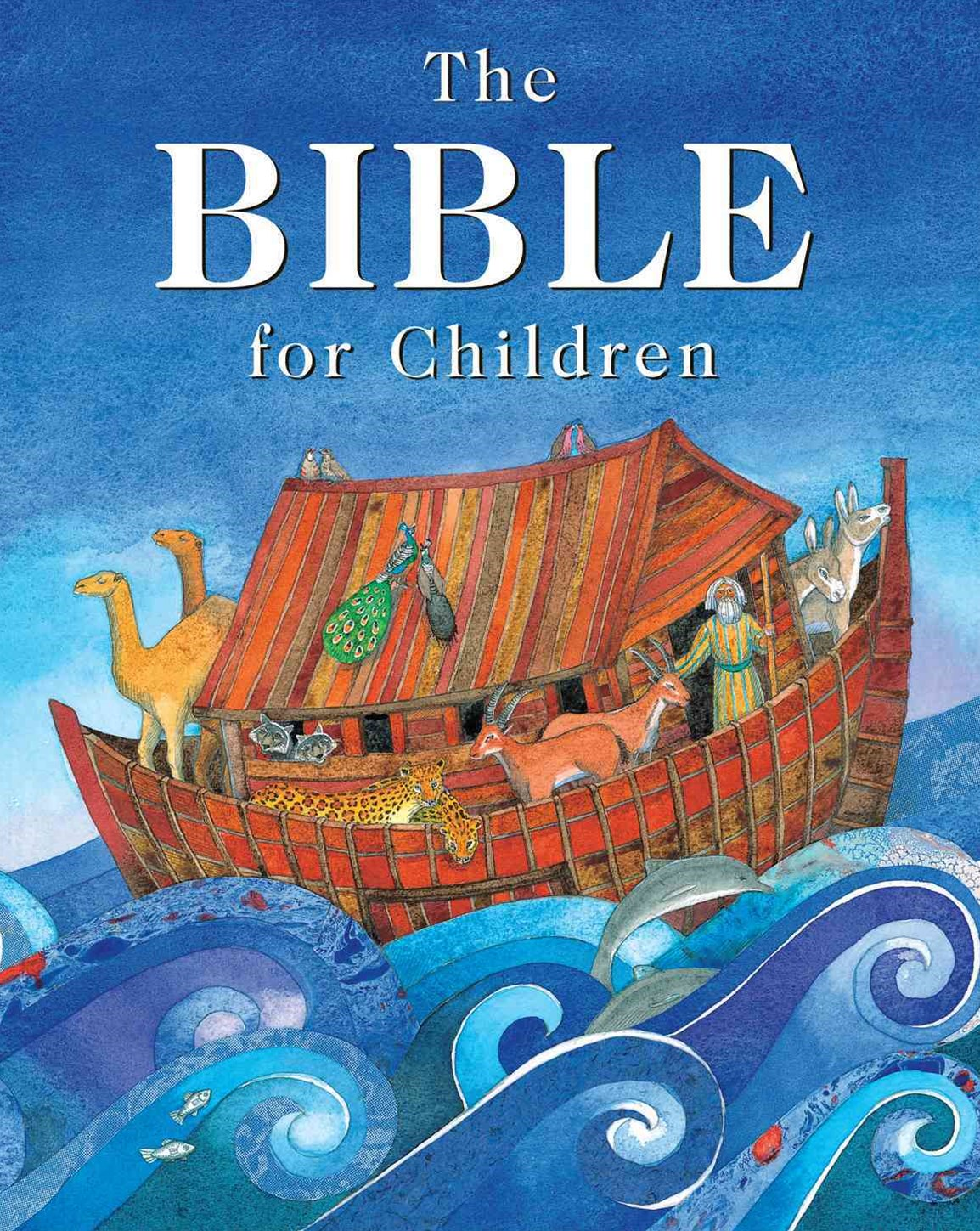 The Lion Bible for Children