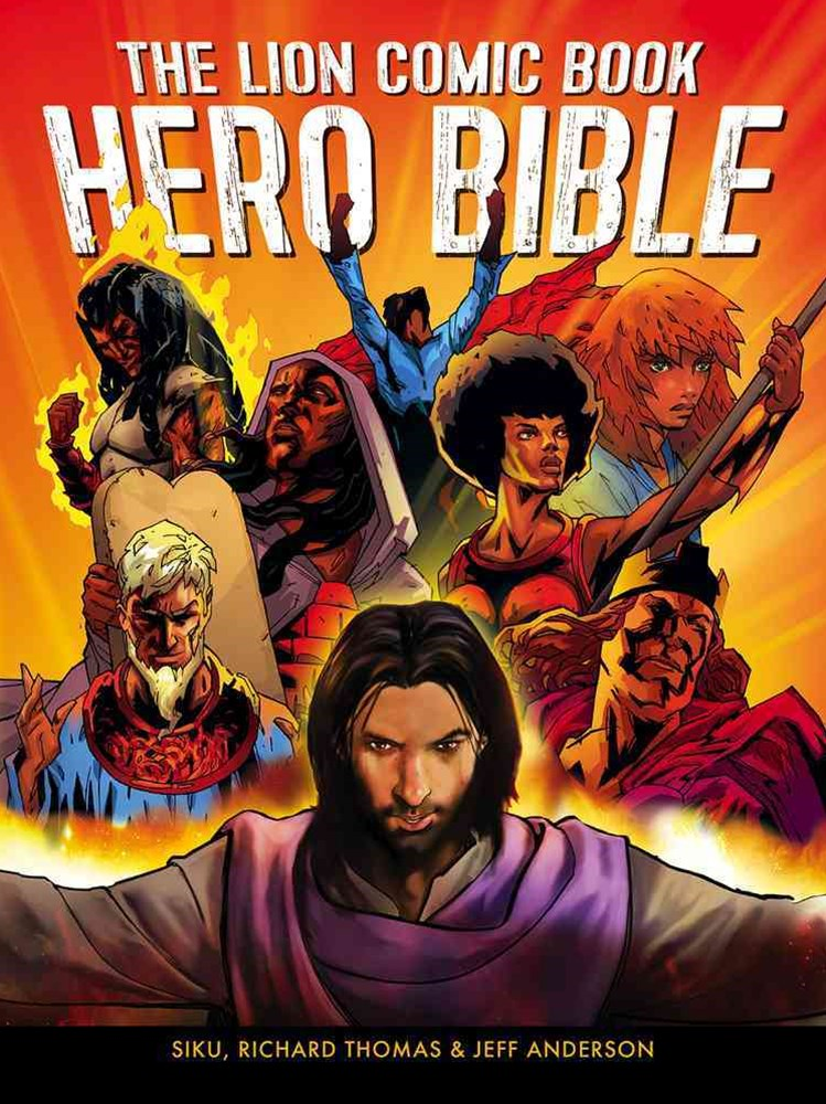 The Lion Hero Bible