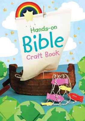 Hands-on Bible Activity Book