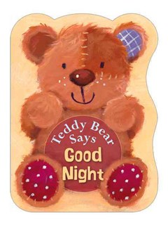 Teddy Bear Says Good Night