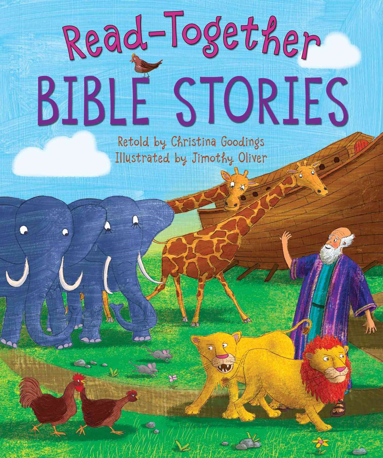 Read-Along Bible Stories
