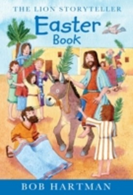 Lion Storyteller Easter Book
