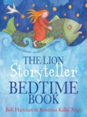 Lion Storyteller Bedtime Book