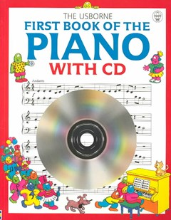 First Book Of The Piano Book And Cd