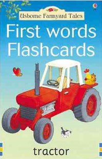 Poppy and Sam's First Words Flashcards by Heather Amery, Stephen Cartwright, Stephen Cartwright, Heather Amery (9780746037508) - Novelty Book - Non-Fiction Art & Activity