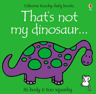 That's Not My Dinosaur - Children's Fiction Early Readers (0-4)