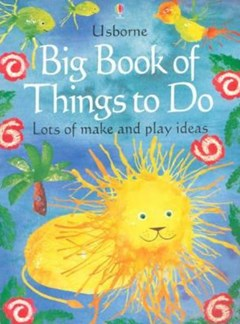 The Usborne Big Book of Things to Do