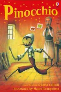 Pinocchio by Katie Daynes (9780746063323) - HardCover - Children's Fiction