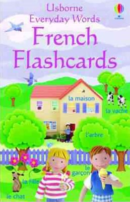 Everyday Words in French Flashcards