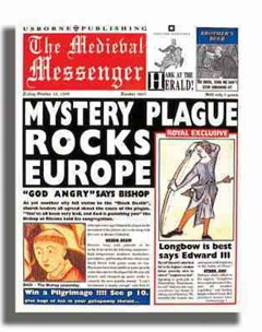 Newspaper Histories The Medieval Messenger
