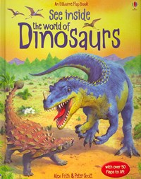 See Inside: World Of Dinosaurs